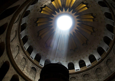 Israel Experience 360˚ | Church of the Holy Seplechure