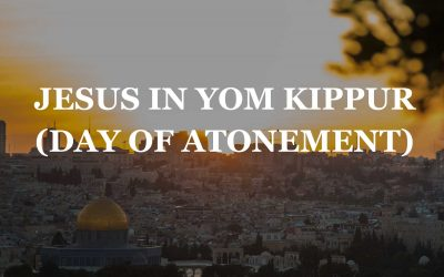 Jesus In Yom Kippur | Day Of Atonement